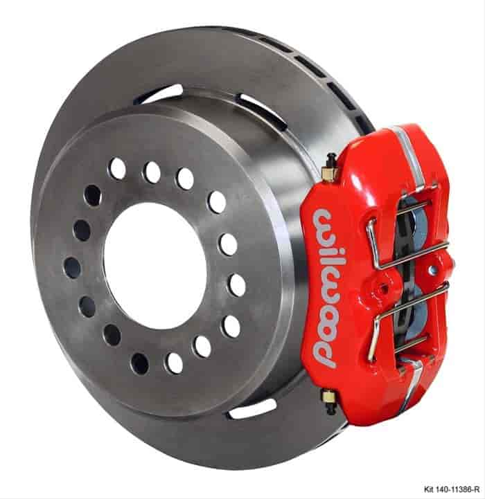 Wilwood 140-11387-R - Wilwood Dynapro Low-Profile Brake Kits