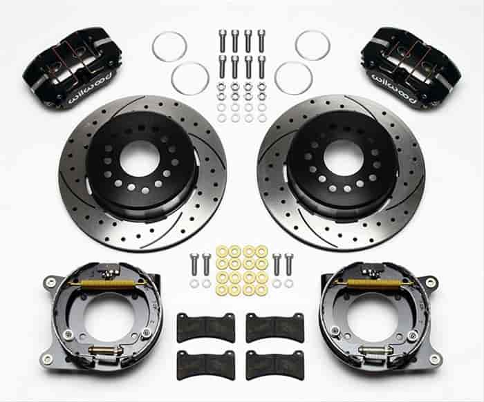 Wilwood 140-11827-D - Wilwood Dynapro Low-Profile Brake Kits