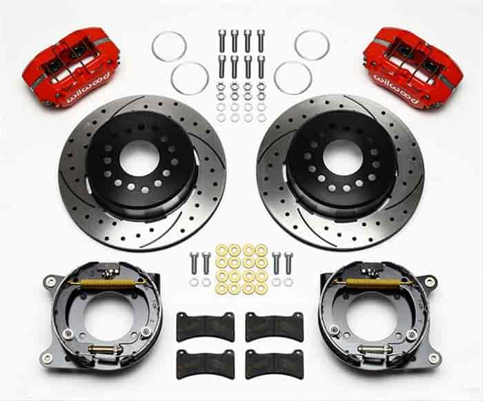 Wilwood 140-11827-DR - Wilwood Dynapro Low-Profile Brake Kits