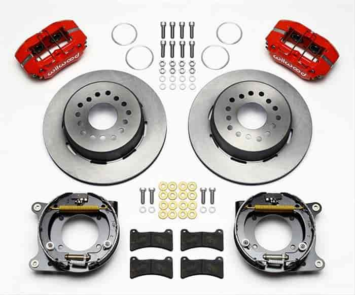 Wilwood 140-11827-R - Wilwood Dynapro Low-Profile Brake Kits
