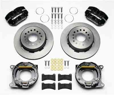 Wilwood 140-11827 - Wilwood Dynapro Low-Profile Brake Kits