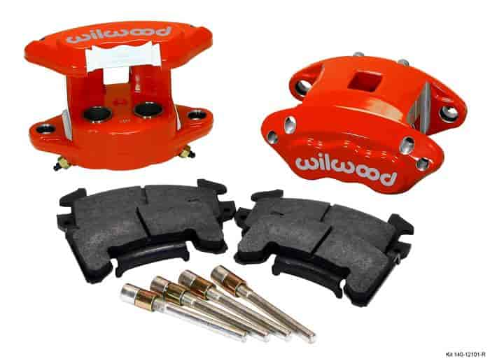 Wilwood 140-12101-R - Wilwood D154 Rear Caliper Kits