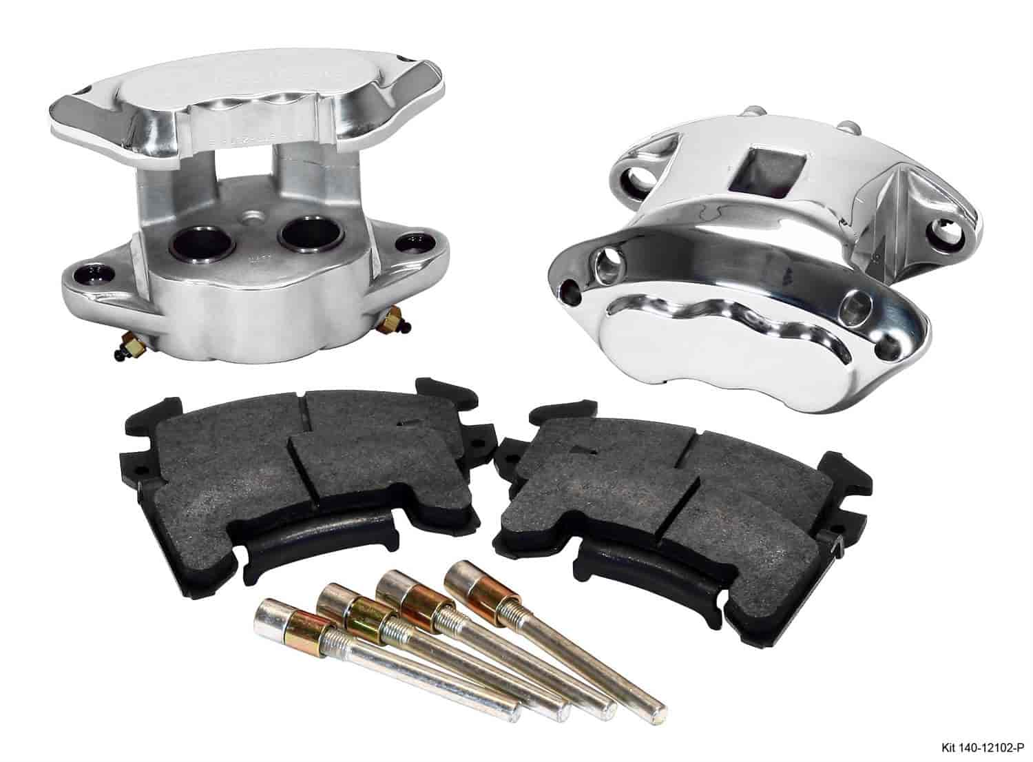 Wilwood 140-12102-P - Wilwood D154 Rear Caliper Kits