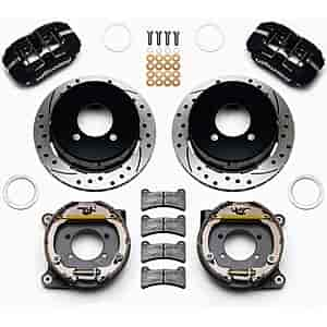 Wilwood 140-12589-D - Wilwood Dynapro Low-Profile Brake Kits