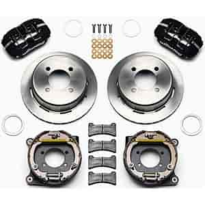 Wilwood 140-12589 - Wilwood Dynapro Low-Profile Brake Kits