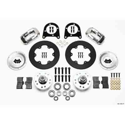 Wilwood 140-1501-P - Wilwood Forged Dynalite Front Drag Brake Kits