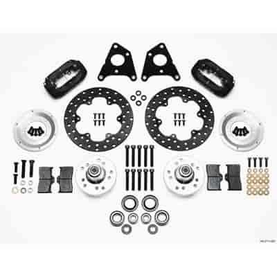 Wilwood 140-2713-BD - Wilwood Forged Dynalite Front Drag Brake Kits