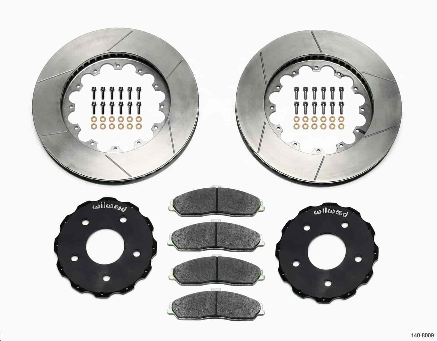 Wilwood 140-8443 - Wilwood ProMatrix Brake Rotor Upgrade Kits