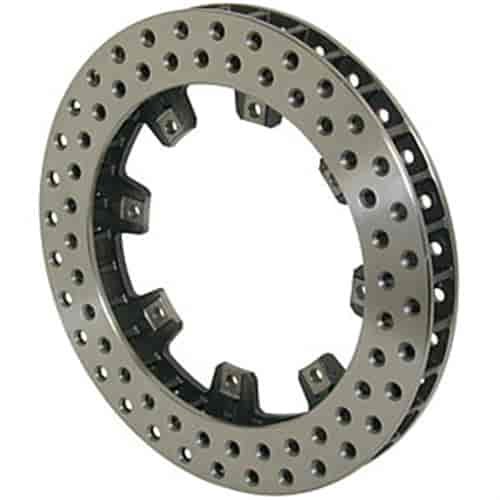 Wilwood 160-5863 - Wilwood Ultralite HP 32 Vane Rotors