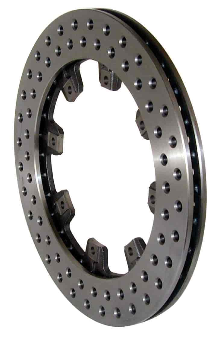 Wilwood 160-5865 - Wilwood Ultralite HP 32 Vane Rotors
