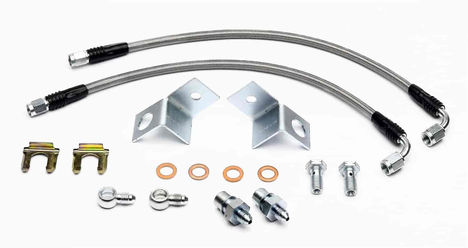 Wilwood 220-10417 - Wilwood Brake Flexline Kits