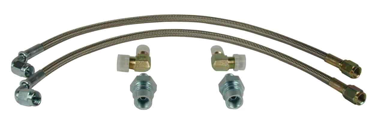 Wilwood 220-10509 - Wilwood Brake Flexline Kits