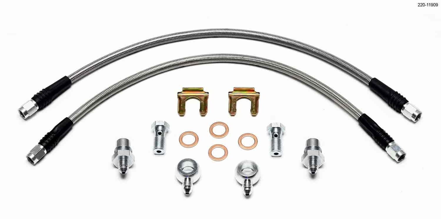 Wilwood 220-11909 - Wilwood Brake Flexline Kits