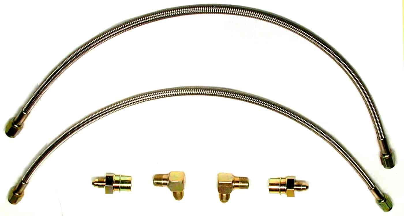 Wilwood 220-6419 - Wilwood Brake Flexline Kits