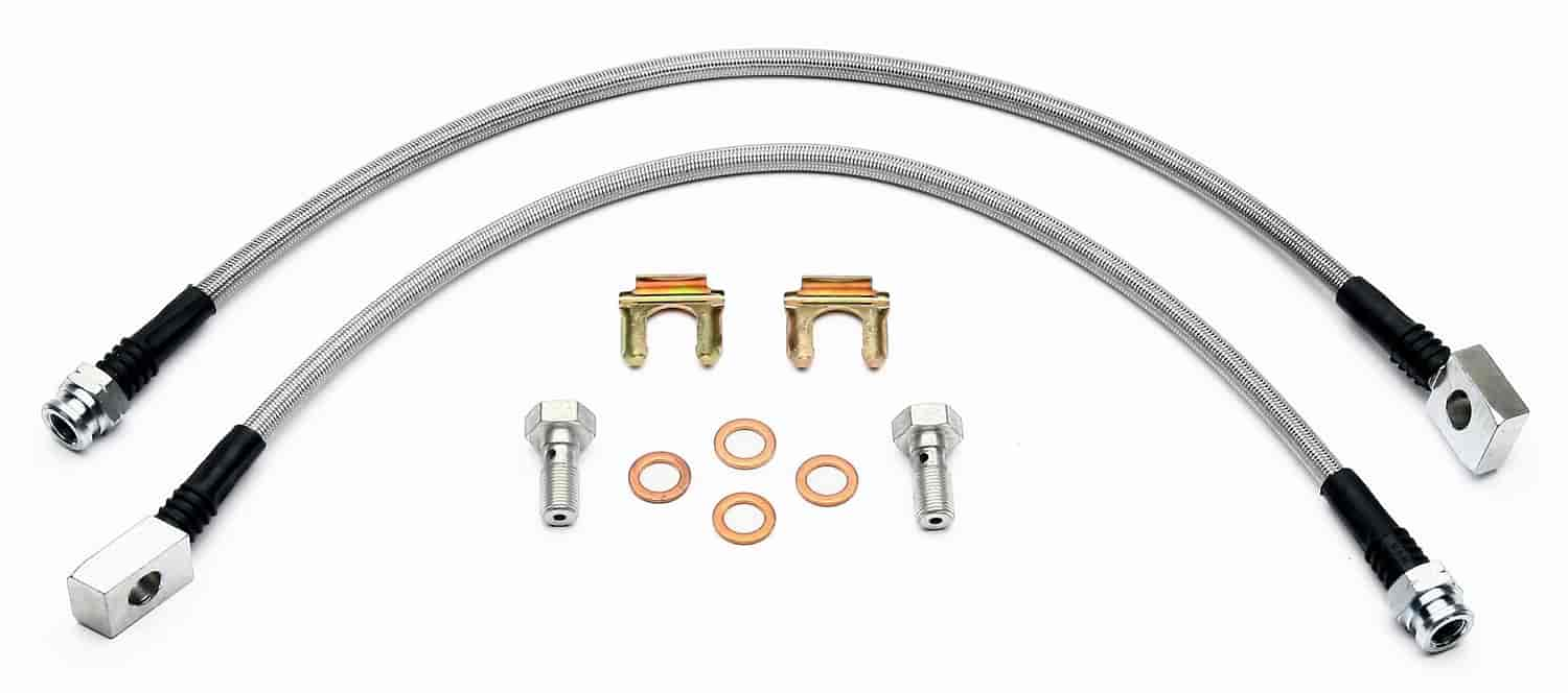 Wilwood 220-8021 - Wilwood Brake Flexline Kits