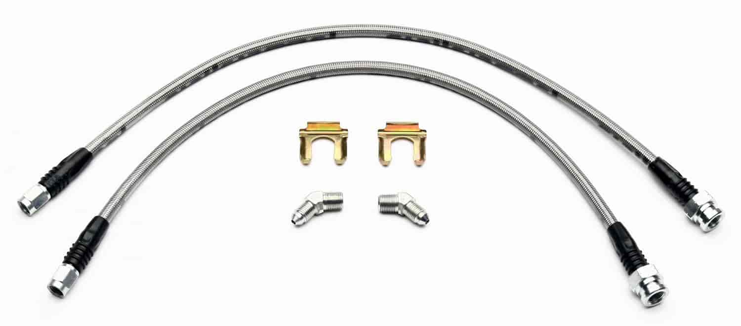 Wilwood 220-8177 - Wilwood Brake Flexline Kits