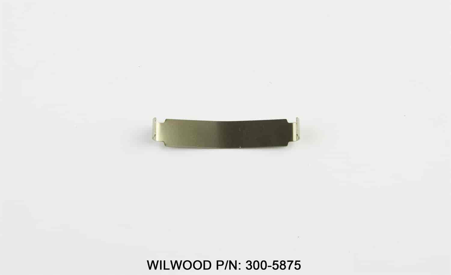 Wilwood 300-5875 - Wilwood Brake Components