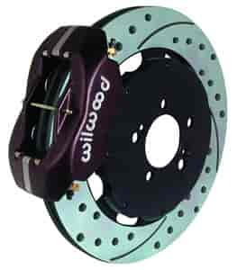 Wilwood 140-7014-D - Wilwood Dynalite Big Brake Front Hat Kits
