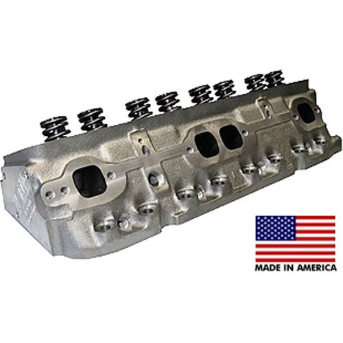 World Products 042660-1 - World Products Small Block Chevy S/R Torquer Cast Iron Cylinder Heads
