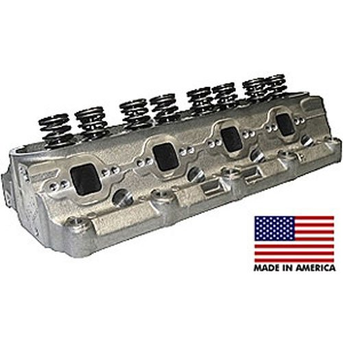 World Products 053030-2 - World Products Small Block Ford Windsor Jr Cast Iron Cylinder Heads