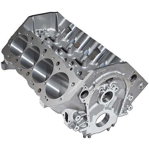 World Products 085110-4500 - World Products Big Block Chevy Merlin III Cast Iron Blocks