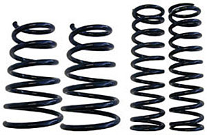 Steeda 555-8215 - Steeda Lowering Springs