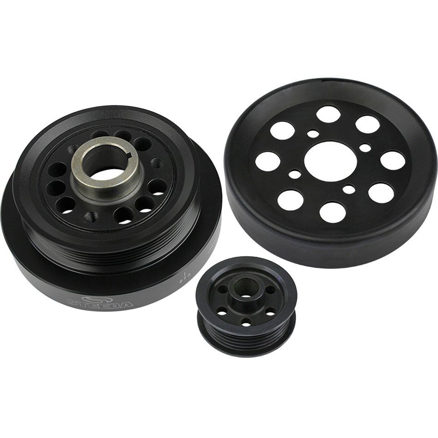 Steeda 701-0003 - Steeda Underdrive Pulleys