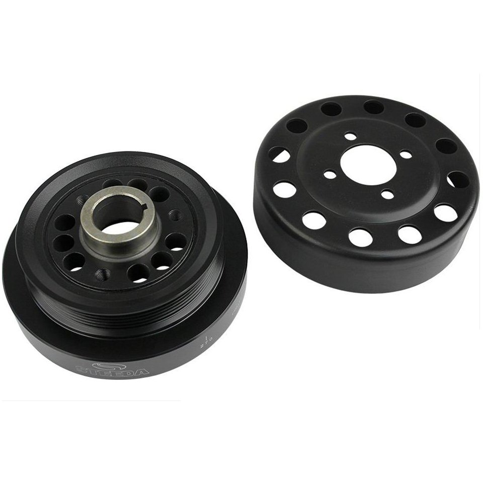Steeda 701-0005-A - Steeda Underdrive Pulleys