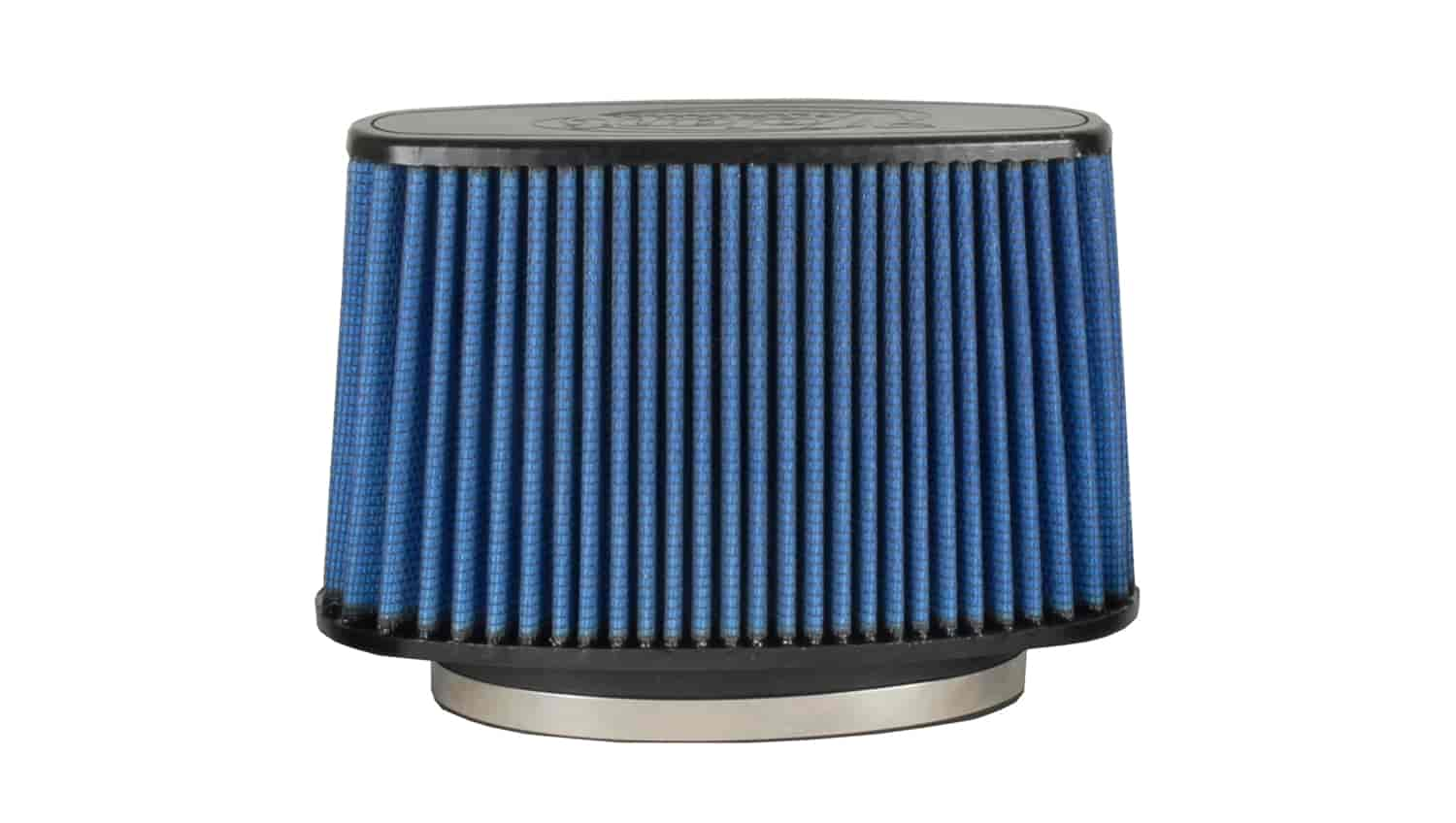 """Volant Oval Air Filter 6/"""" Flange//8.25/""""x5.5/"""" Base//6.5/""""x9.5/"""" Top//6/"""" High"""
