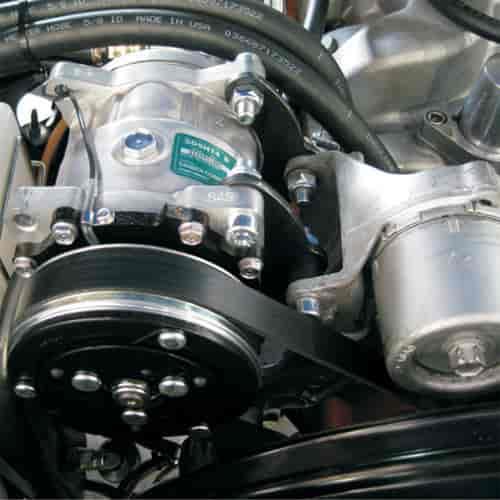 Vintage Air Sanden To GM R-4 Compressor Conversion Bracket