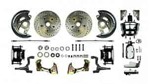 Right Stuff AFXDC01CSX - Right Stuff Front Disc Brake Conversion Kits