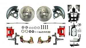 Right Stuff AFXDC01DZX - Right Stuff Front Disc Brake Conversion Kits