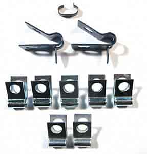 Right Stuff CCS016 - Right Stuff Brackets, Hardware and Fittings