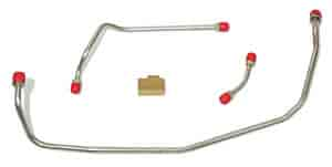 Right Stuff CPC7007 - Right Stuff Fuel Pump to Carburetor Lines
