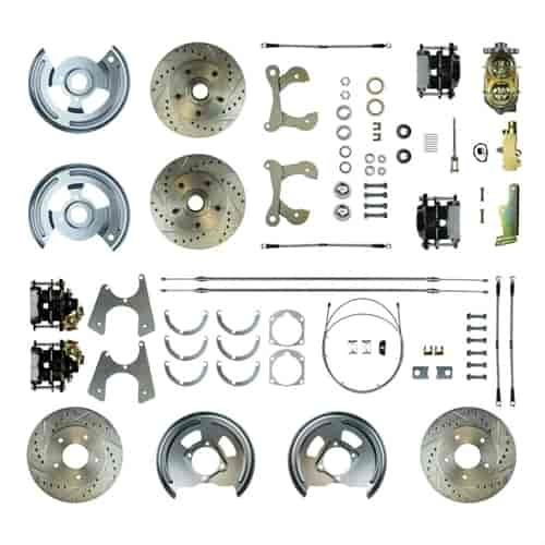 right stuff disc brake conversion instructions