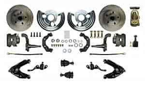 Right Stuff MDC66SD - Right Stuff Front Disc Brake Conversion Kits