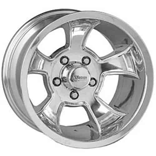 Rocket Wheels R61-516130 - Rocket Racing Injector Polished Wheels