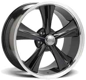 Rocket Wheels MMR12-216630 - Rocket Racing Modern Muscle Booster Wheels