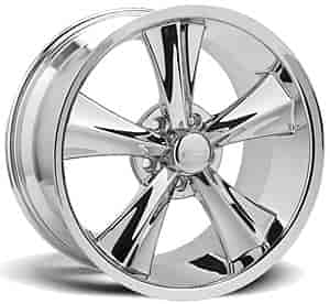 Rocket Wheels MMR14-816525 - Rocket Racing Modern Muscle Booster Wheels