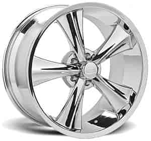 Rocket Wheels MMR14-216630 - Rocket Racing Modern Muscle Booster Wheels