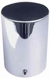 Trans Dapt 1067 - Trans Dapt Chrome Oil Filter Covers