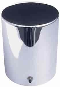 Trans Dapt 1070 - Trans Dapt Chrome Oil Filter Covers