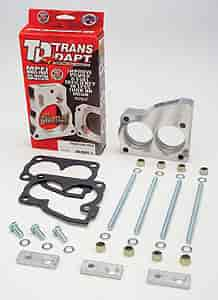 Trans Dapt 2571 - Trans Dapt Performance Products Torque-Curve EFI Spacers