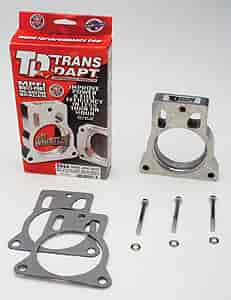 Trans Dapt 2573 - Trans Dapt Torque-Curve EFI Throttle Body Spacers