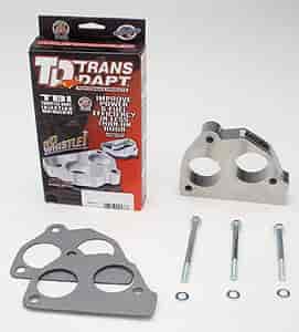Trans Dapt 2733 - Trans Dapt Performance Products Torque-Curve EFI Spacers