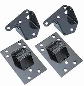 Trans Dapt 4227 - Trans Dapt Performance All-Steel Motor Mounts