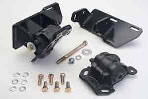 Trans Dapt 4406 - Trans Dapt Engine Swap Motor Mount Kits