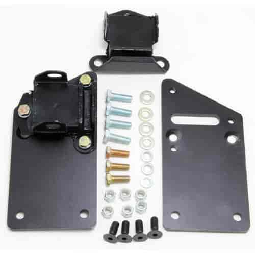 Trans Dapt 4595 - Trans Dapt Engine Swap Motor Mount Kits