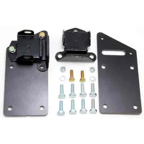 Trans Dapt 4598 - Trans Dapt Engine Swap Motor Mount Kits