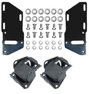 Trans Dapt 4671 - Trans Dapt Engine Swap Motor Mount Kits